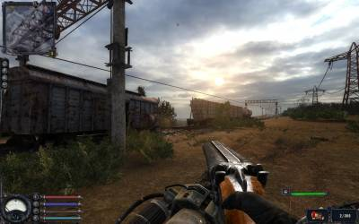 HARDWARMOD v3.2 + LAST DAY + weapons MOD скриншот