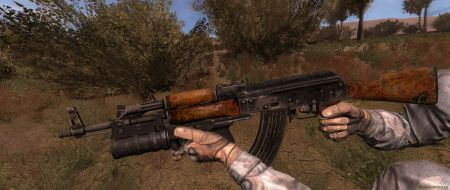 S.T.A.L.K.E.R. - EFT Weapons Pack